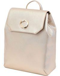 Class Roberto Cavalli Backpacks & Bum Bags - Metallic
