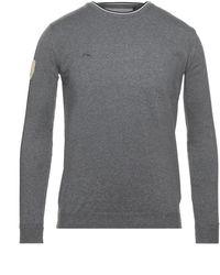 Etiqueta Negra Pullover - Grau