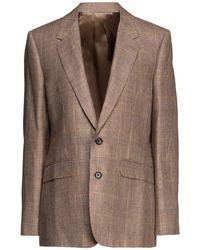 Celine Suit Jacket - Brown