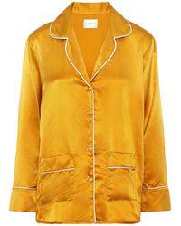 Maison Du Soir Sleepwear - Yellow