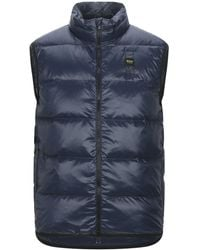 Blauer Down Jacket - Blue
