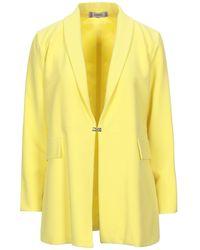 Eleonora Amadei Suit Jacket - Yellow