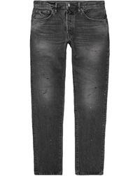 Fabric-Brand & Co. Pantaloni jeans - Grigio