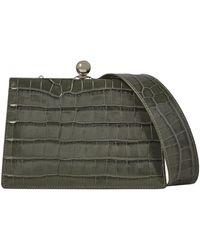 Ratio et Motus Shoulder Bag - Green