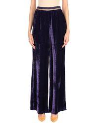 Beatrice B. Trouser - Purple