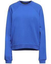 Haider Ackermann Sweat-shirt - Bleu