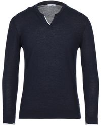Officina 36 Pullover - Bleu