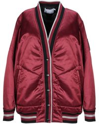T By Alexander Wang Jacket - Red