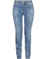 Versus Denim Trousers - Blue