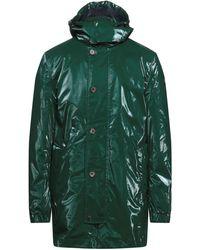 Paul & Shark Overcoat - Green