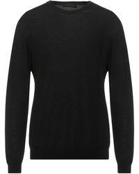 FALKE Pullover - Negro