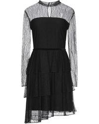 LAB ANNA RACHELE Midi Dress - Black