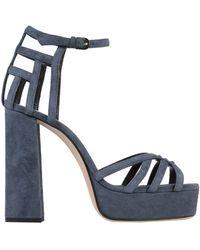 Lanvin Sandals - Blue
