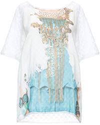Venera Arapu T-shirt - Bianco