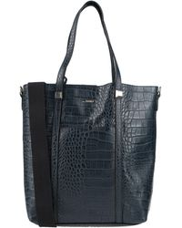..,merci Handbag - Blue