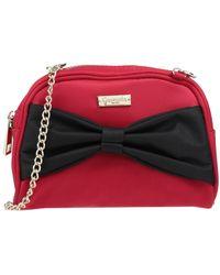 Camomilla Handbag - Red