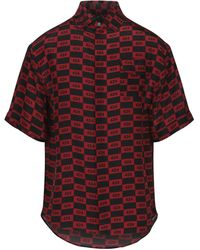 424 Camisa - Rojo
