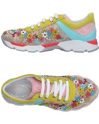 Rene Caovilla Low-tops & Sneakers - Natural