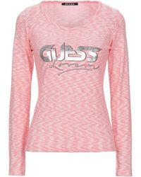 Guess Sweatshirt - Pink