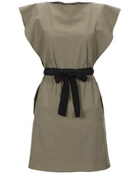 Annie P Short Dress - Green
