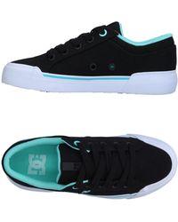 DC Shoes Sneakers - Schwarz