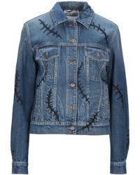 Moschino Denim Outerwear - Blue