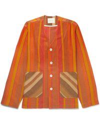 Nicholas Daley Camisa - Naranja