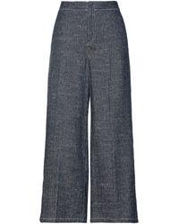 Max Mara Pantaloni jeans - Blu