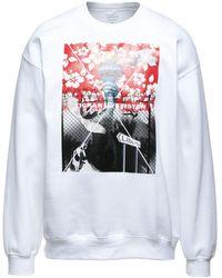Tigran Avetisyan Sweatshirt - White
