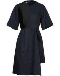 Stella McCartney Vestito midi - Blu
