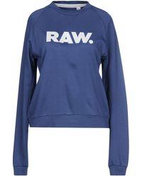 G-Star RAW Sweatshirt - Blue