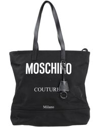 Moschino Shoulder Bag - Black