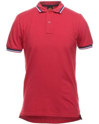 Sundek Polo Shirt - Red