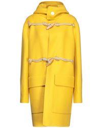 Sofie D'Hoore Coat - Yellow