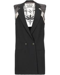 Elisabetta Franchi Short Dress - Black