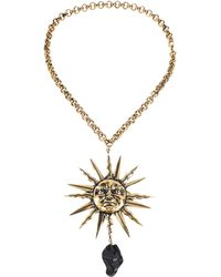 Fausto Puglisi - Necklace - Lyst