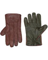 Etro Gloves - Brown