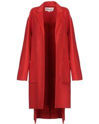 Diane von Furstenberg Coat - Red