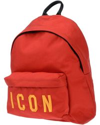DSquared² Backpacks & Fanny Packs - Red