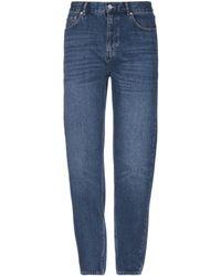 WOOD WOOD Pantaloni jeans - Blu