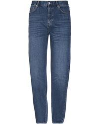 WOOD WOOD Denim Trousers - Blue