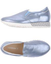Peperosa Low-tops & Sneakers - Blue