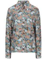 Mulberry Shirt - Blue