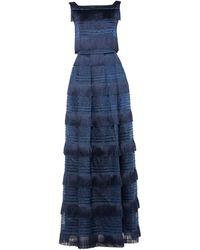 Alberta Ferretti - Langes Kleid - Lyst