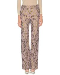PT01 Casual Trousers - Pink