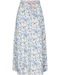 Polo Ralph Lauren 3/4 Length Skirt - Blue