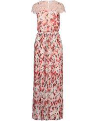 Giorgio Grati Long Dress - Pink