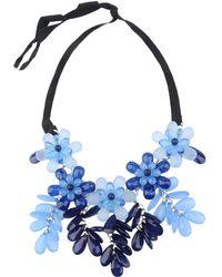 P.A.R.O.S.H. Necklace - Blue