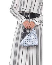 MM6 by Maison Martin Margiela Cross-body Bag - Gray