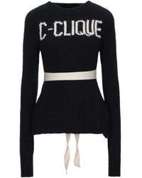 C-Clique Pullover - Schwarz
